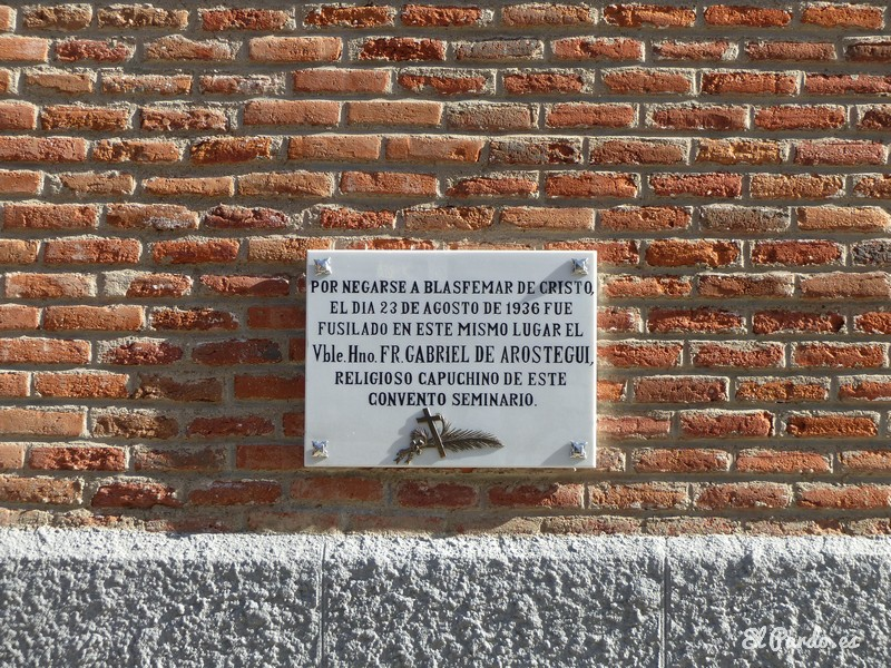 Convento del Cristo de El Pardo