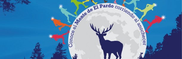 Cartel Deer Trail El Pardo 2015