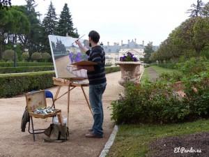 Certamen de Pintura Rápida de El Pardo