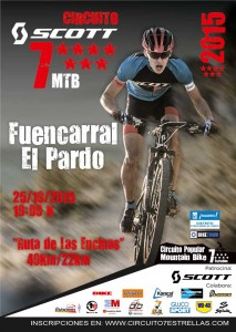 """Circuito 7 Estrellas """"La Ruta de las Encinas"""" Pre-Monte de El Pardo"""